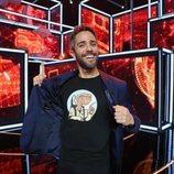 Roberto Leal en la Gala 1 de 'La mejor canción jamás cantada'