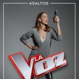 Eva González presenta 'Los Asaltos', segunda fase de 'La Voz' en Antena 3