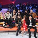 Artistas de la Gala 1 de 'La mejor canción jamás cantada'