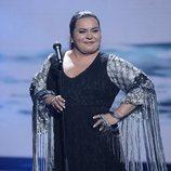 Falete en la Gala 1 de 'La mejor canción jamás cantada'