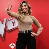 Miriam Rodríguez, asesora de Pablo López en 'Los Asaltos' de 'La Voz'