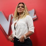 Karol G, asesora de Antonio Orozco en 'La Voz'