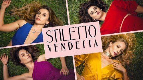 Póster de la serie 'Stiletto Vendetta'