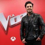 David Bustamante, asesor de Luis Fonsi en 'La Voz'
