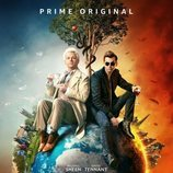 Cartel de 'Good Omens', serie de Amazon Prime