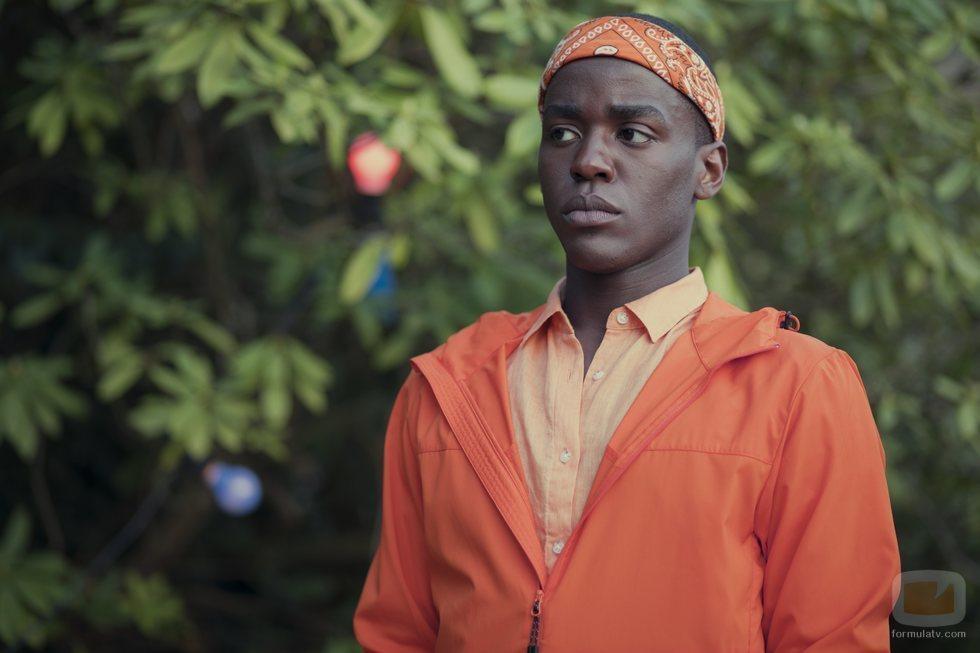 Ncuti Gatwa es Eric en 'Sex Education'