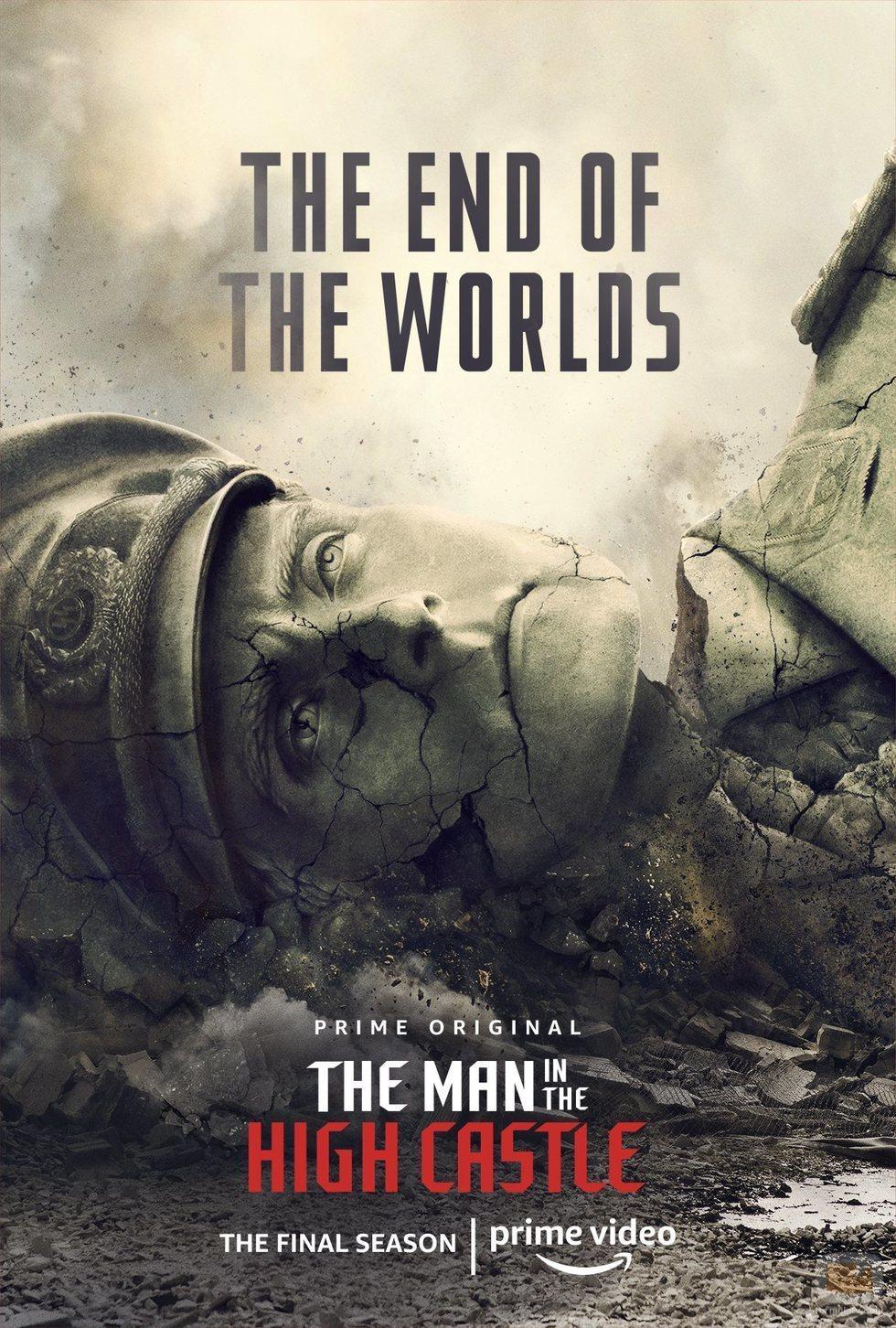 Póster de la cuarta y última temporada de 'The Man in the High Castle'