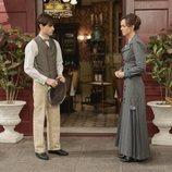 Emilio y Felicia, dos de los nuevos vecinos de la quinta temporada de 'Acacias 38'