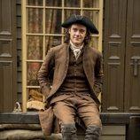 César Domboy en la cuarta temporada de 'Outlander'
