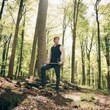Sam Heughan en la cuarta temporada de 'Outlander'