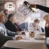 Los Alcántara en el Bistró en la temporada 20 de 'Cuéntame cómo pasó'
