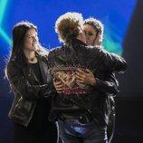 Yoli se reencuentra con Fortu en la Gala 8 de 'GH Dúo'