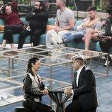 Yoli es entrevistada en la Gala 8 de 'GH Dúo' tras ser expulsada por la audiencia