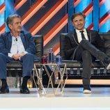 Miguel Ángel Revilla y José Mota en 'El Roast de José Mota'