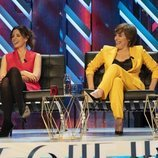 Marta González de Vega y Anabel Alonso se ríen en 'El Roast de José Mota'
