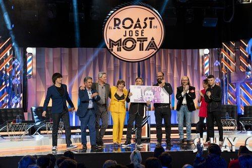 Todos los participantes de 'El Roast de José Mota'