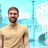 Jon Plazaola posa en la presentación de la quinta temporada de 'Allí Abajo'