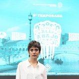 María León en la presentación de la quinta temporada de 'Allí abajo'