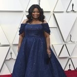 Octavia Spencer en la alfombra roja de los Oscar 2019