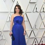 Tina Fey en la alfombra roja de los Oscar 2019