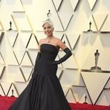 Lady Gaga en la alfombra roja de los Oscar 2019