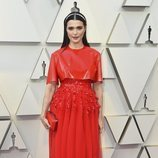Rachel Weisz en la alfombra roja de los Oscar 2019