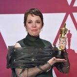 Olivia Colman, ganadora del Oscar 2019 a Mejor Actriz