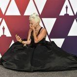Lady Gaga, ganadora del Oscar 2019 a Mejor Canción Original