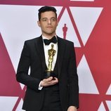 Rami Malek, ganador del Oscar 2019 a Mejor Actor