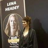 Lena Headey, en la Heroes Comic Con de Valencia 2019
