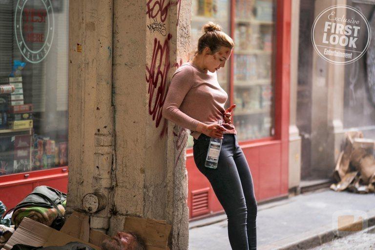 Jodie Comer, Villanelle, en la segunda temporada de 'Killing Eve'