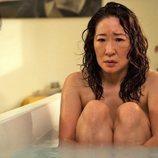 Sandra Oh es Eve Polastri en la segunda temporada de 'Killing Eve'