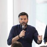 Juan Andrés García Ropero 'Bropi' en la presentación de la temporada 2019 de Fórmula 1 en Movistar F1