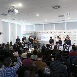 Presentación de la cobertura de Movistar F1 para la temporada 2019 de Fórmula 1