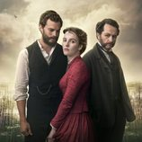 Jamie Dornan, Matthew Rhys y Ann Skelly en 'Death and Nightingales'