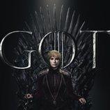 Póster individual de Cersei Lannister para la octava temporada de 'Juego de Tronos'