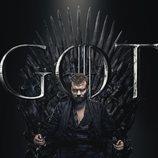 Póster individual de Euron Greyjoy para la octava temporada de 'Juego de Tronos'
