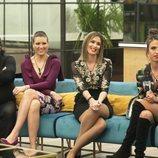 Juan Miguel, María Jesús, Candela y Sofía en la Gala 9 de 'GH Dúo'