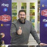Dani García, presentador de 'Hacer de comer' en La 1