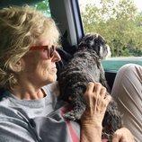 Mercedes Milá y Scott viajan  en coche en 'Scott y MIlá'