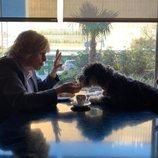 Mercedes Milá desayuna junto a Scott en 'Scott y Milá'