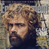 Peter Dinklage como Tyrion Lannister de 'Juego de Tronos' en la revista EW