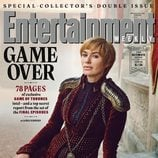 Lena Headey como Cersei Lannister de 'Juego de Tronos' en la revista EW