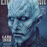 Vladimir Furdik como El Rey de la Noche de 'Juego de Tronos' en la revista EW