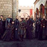 El elenco de la última temporada de 'Juego de Tronos' al completo