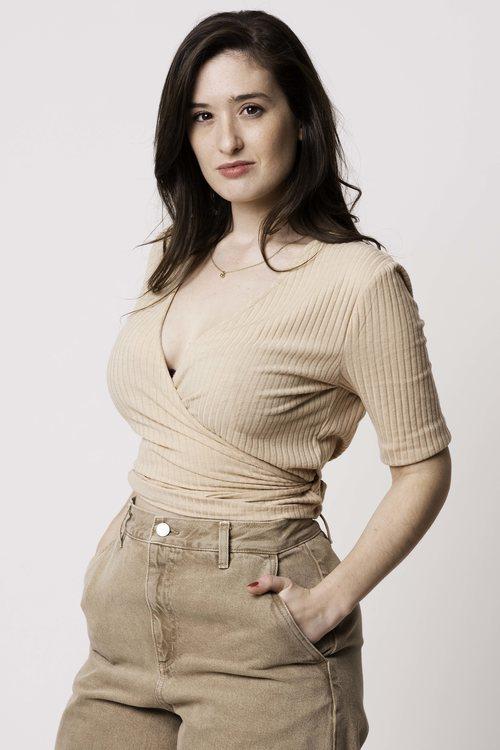 Victoria Martín, colaboradora del programa 'Las que faltaban'