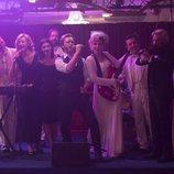 Los Alcántara celebran la boda de Toni y Deborah en la temporada 20 de 'Cuéntame cómo pasó'