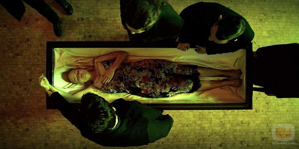 Siri Nase como Katharina K Läufer en 'El perfume'