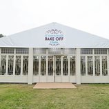 La carpa de 'Bake Off España'