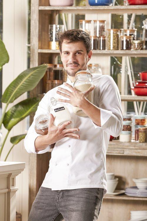Miquel Guarro, miembro del jurado de 'Bake Off España'
